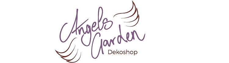 Logo Angels Garden Dekoshop