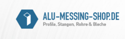 Logo Alu-Messing-Shop