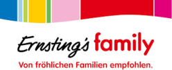 Logo Ernstings-Family