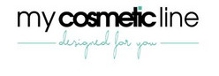 Logo my cosmetic line