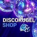 Logo Discokugel Shop