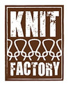 Logo Knit Factory Strickware
