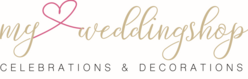 Logo myweddingshop