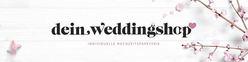 Logo deinweddingshop