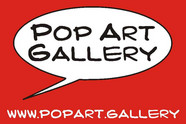 Logo Pop Art Gallery
