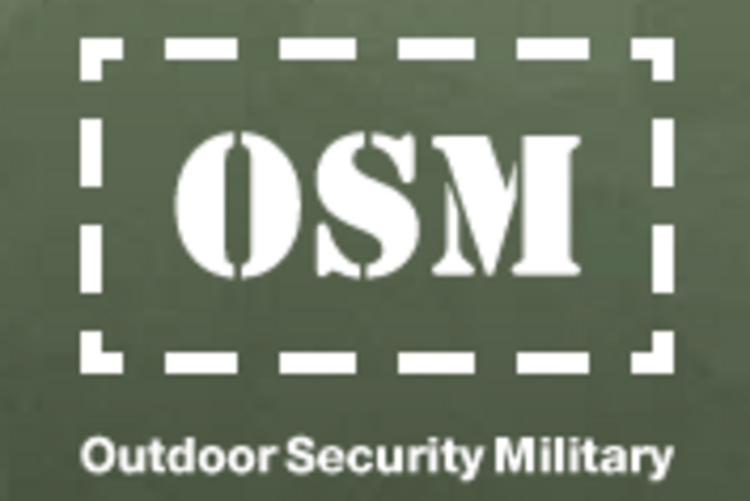 Logo Outdoor Security Military