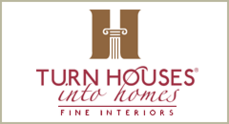 Logo Turn Houses into Homes