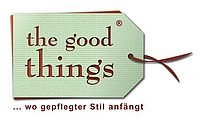 Logo the good things
