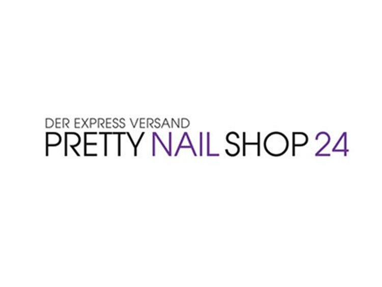 Logo Pretty Nail Shop 24