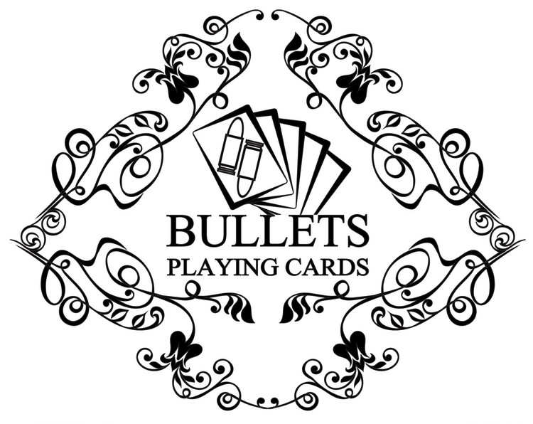 Logo Bullets Playing Cards