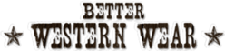 Logo Better Western Wear
