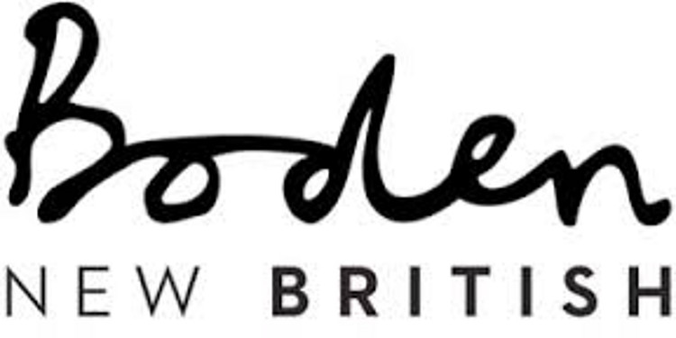 Logo Boden New British
