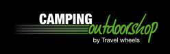 Logo Camping Outdoor Shop