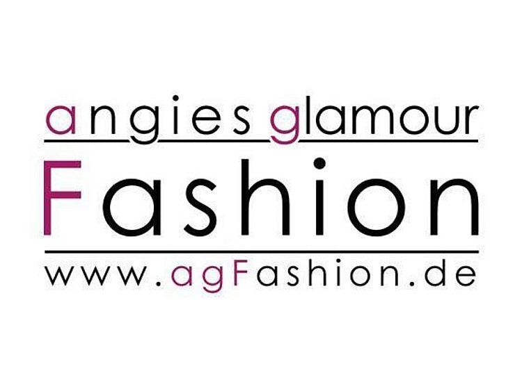 Logo Angies Glamour Fashion