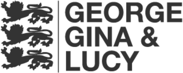 Logo George Gina and Lucy