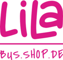 Logo Lila Bus Shop