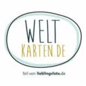 Logo Weltkarten